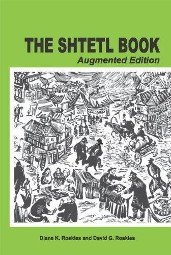 Shtetl Book: Roskies, Diane K.,