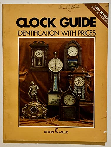 Clock Guide: Identification with Prices