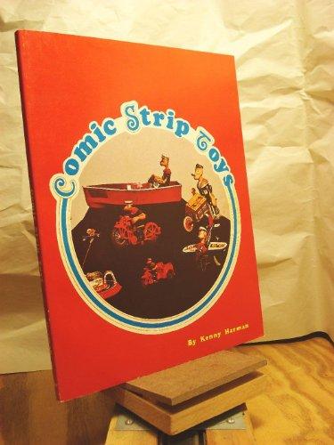 9780870690785: Comic strip toys