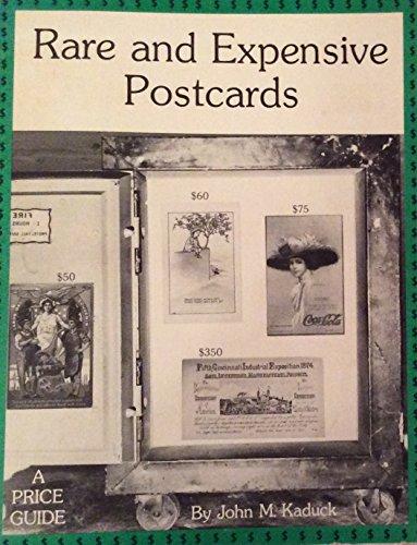 Rare and Expensive Postcards: Kaduck, John M.