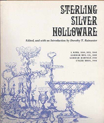 Sterling Silver Holloware: Rainwater D
