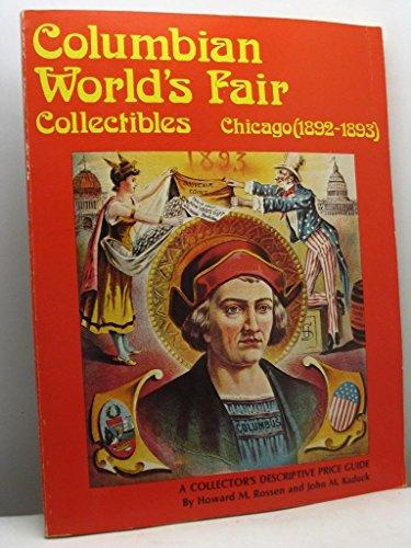 Columbian World's Fair collectibles, Chicago (1892-1893): Rossen, Howard M