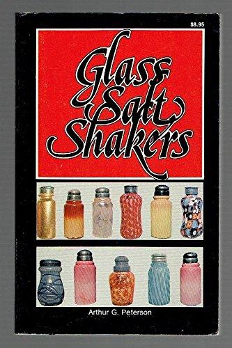 Glass Salt Shakers: Peterson, Arthur G.