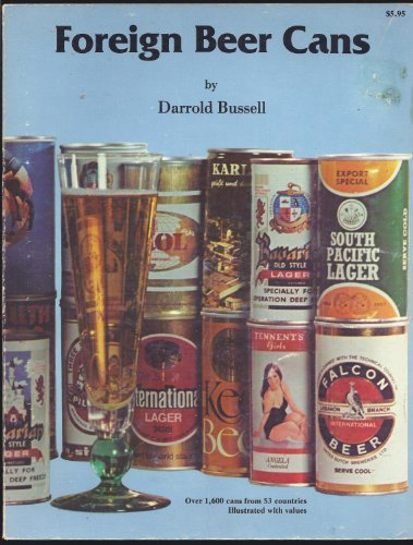 9780870691768: Foreign Beer Cans