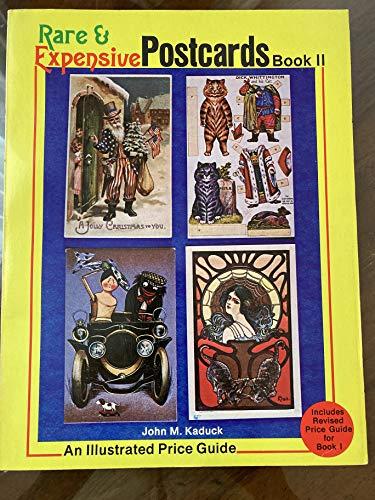 Rare & Expensive Postcards Book 2: John M Kaduck