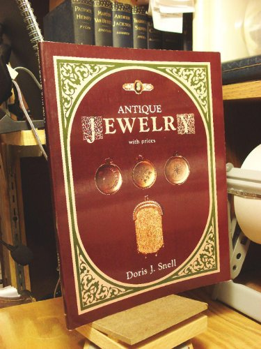 Antique Jewelry First Edition Abebooks