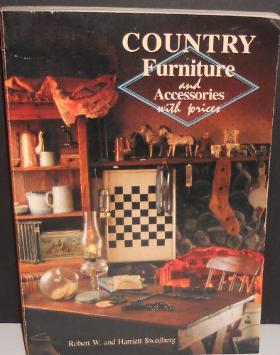 9780870694110: Country Furniture and Accessories With Prices (Country Furniture & Accessories with Prices)
