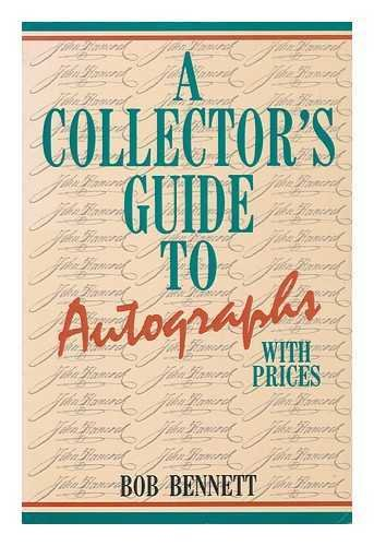 9780870694608: A Collector's Guide to Autographs With Prices