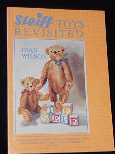 Steiff Toys Revisited: Wilson, Jean