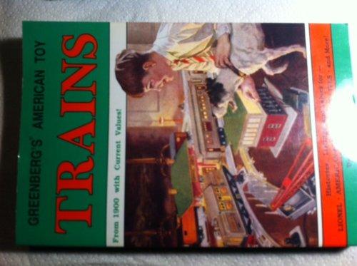 Greenberg's American Toy Trains: Mallerich, Dallas J.