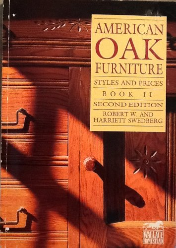 9780870695872: American Oak Furniture: Styles and Prices : Book II