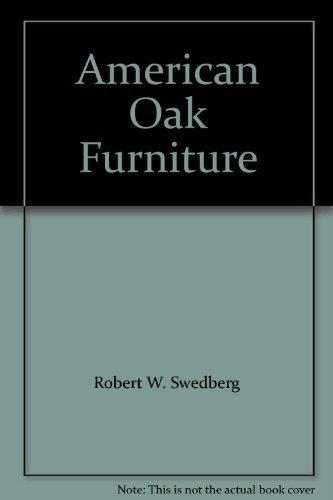 9780870695957: American Oak Furniture