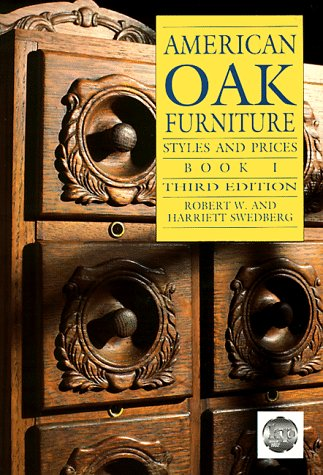 9780870696206: American Oak Furniture Styles and Prices (Bk. 1)