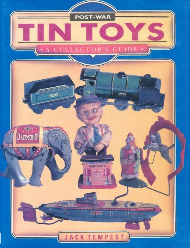 9780870696329: Post-War Tin Toys: A Collector's Guide