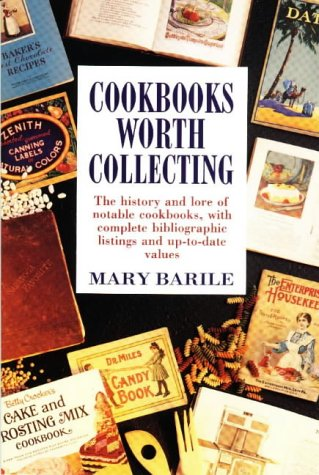 9780870696862: Cookbooks Worth Collecting