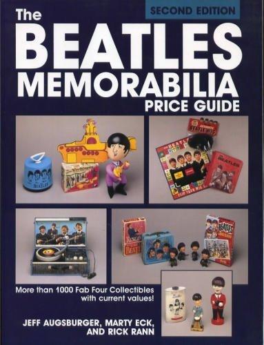 9780870696978: The Beatles Memorabilia Price Guide