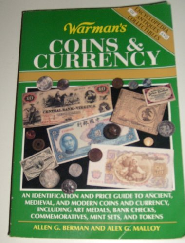 9780870697104: Warman's Coins & Currency (Encyclopedia of Antiques and Collectibles)