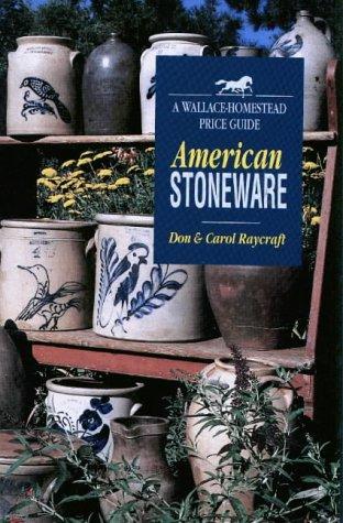 9780870697142: American Stoneware (Wallace-Homestead Price Guide)
