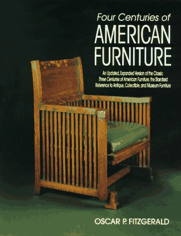 9780870697418: Four Centuries of American Furniture