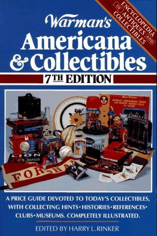 9780870697425: Warman's Americana & Collectibles (7th ed)