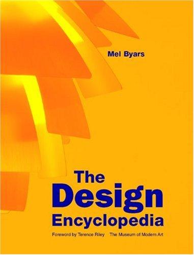 The Design Encyclopedia: Mel Byars