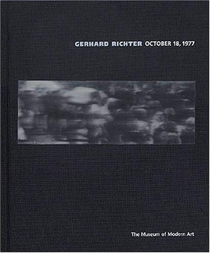 9780870700231: Gerhard Richter:: October 18. 1977