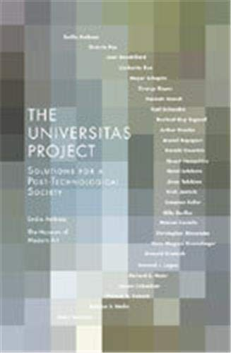 9780870700705: The Universitas Project: Solutions for a Post-Technological Society