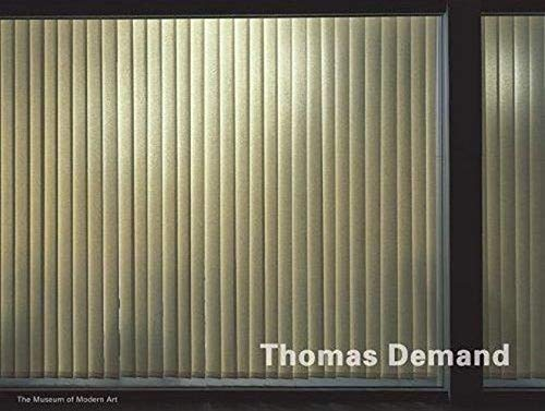 Thomas Demand: Eugenides, Jeffrey; Marcoci, Roxana