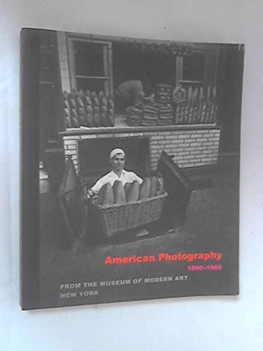 9780870701412: American Photography 1843 to 1993 from the Museum of Modern Art, New York