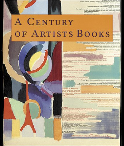 9780870701511: A Century of Artists Books