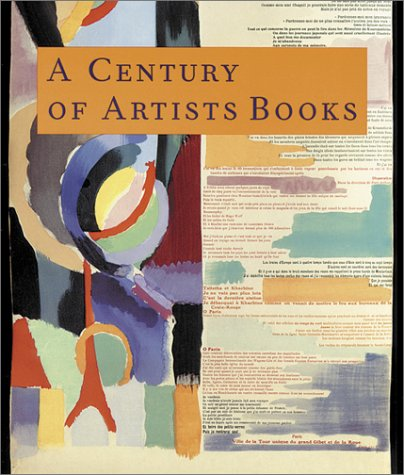 9780870701528: A Century of Artists Books