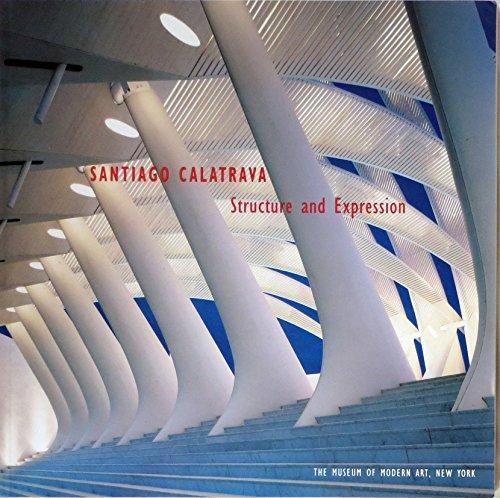 9780870701641: Santiago Calatrava: Structure and Expression