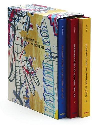 Drawing from the Modern (3 Volumes): Garrels, Gary; Hauptman,