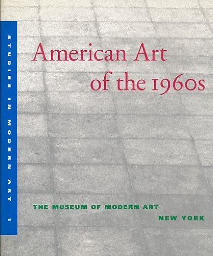 9780870701801: American Art of the Nineteen Sixties (Annual Journal)