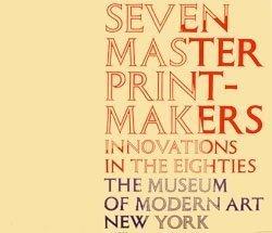 Seven Master Printmakers: Castleman, Riva