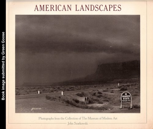 9780870702075: American Landscapes