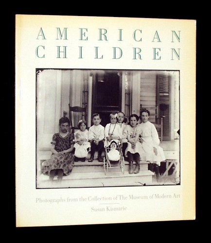 9780870702297: American Children (Springs Mills series on the art of photography)