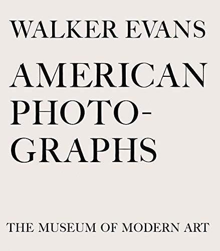 9780870702372: Walker Evans American Photographs (Hardback) /Anglais