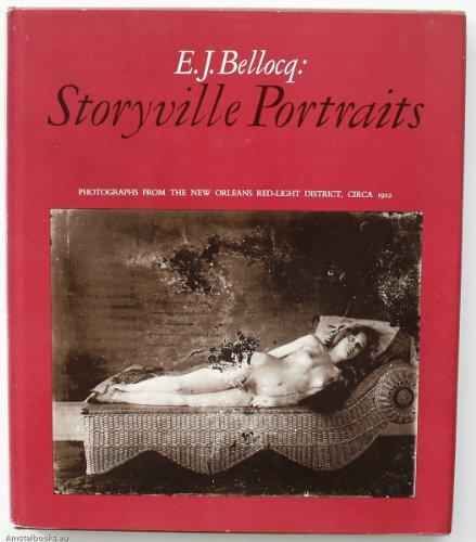 9780870702501: E.J. Bellocq Storyville Portraits