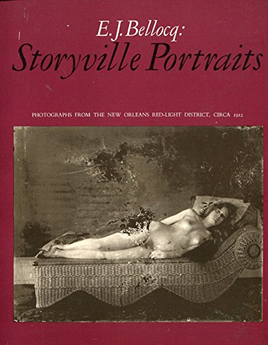 9780870702525: Storyville Portraits: Photographs From The New Orleans Red Lights District, Circa 1912