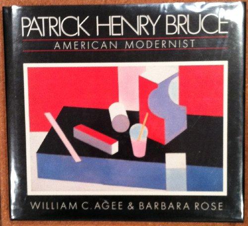9780870702594: Patrick Henry Bruce, American Modernist: A Catalogue Raisonne