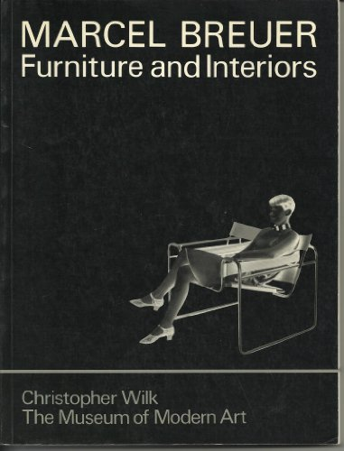 9780870702631: Marcel Breuer: Furniture and Interiors