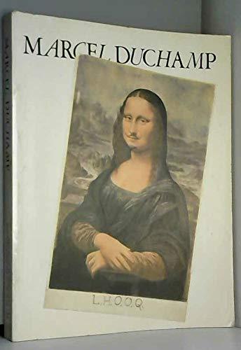 Marcel Duchamp: A Retrospective (1st Edition): Anne D'Harnoncourt