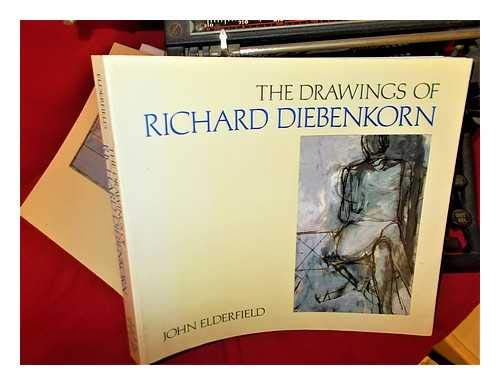 9780870703034: The drawings of Richard Diebenkorn