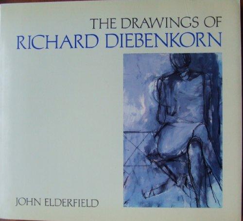9780870703041: The Drawings of Richard Diebenkorn