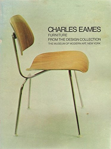 Charles Eames. Furniture form the design collection, the Museum of Modern Art, New York.