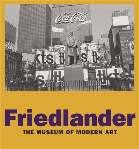 Friedlander. With an essay by Richard Benson
