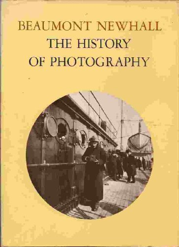 9780870703751: The History of Photograpy from 1839 to the Present Day - Revised and Enlarged Edition