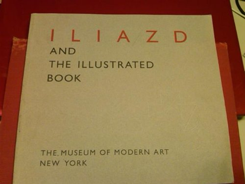 Iliazd and the Illustrated Book