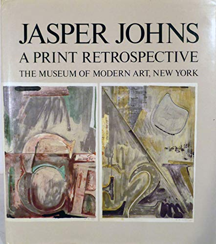 Jasper Johns: A Print Retrospective: Castelman, Riva; Johns, Jasper
